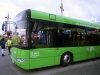 Informační akce a představení nových autobusů DÚK - OC Olympia 11. prosince 2014 - SOLARIS URBINO 15.