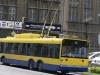 28Tr #215 - čeká na semaforu v Alejní ul. | © MHDTeplice.cz