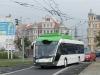 Předváděcí jízda trolejbusu Solaris Trollino 12. Průjezd Teplicemi - 8. 10. 2014 - foto: © PETR BERÁNEK