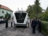 Předváděcí jízda trolejbusu Solaris Trollino 12. Teplice - Benešovo nám. - Hudcov a zpět. 8. 10. 2014