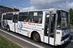 Zapůjčený vůz, více na: http://mhdteplice.cz/autobusy/zapujcene-autobusy/karosa/971-2/