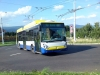 19. 8. 2010 - Trolejbus Škoda 24Tr Irisbus #168 přijíždí do zastávky Topolová | Zaslal: Jan Kodejška
