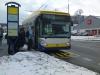 13. 12. 2010 - Trolejbus Škoda 24Tr Irisbus #170 na tehdejší lince č. 9 ve stanici Prosetice,škola | Zaslal: Jan Kodejška
