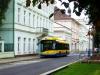 V Šanově I odpočívá ve společnosti lázeňských budov a parků i Škoda 26Tr #172.  Datum vyfocení: 3.9.2013 - Zaslal: CITYBUS