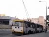 4. 10. 2013 - Porouchaný trolejbus #205 | Zaslal: Jirka