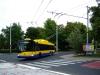 Škoda 28Tr #217, stoupá k Bílé cestě na nově prodloužené lince 1, na které se nyní objevují velkokapacitní trolejbusy. Datum vyfocení: 3.9.2013 - Zaslal: CITYBUS