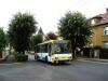 Už jenom sporadicky vypravovaná Škoda 14TrM17/6 #158, stoupá Heydukovou ulicí na hranici Šanovů I a II. Datum vyfocení: 3.9.2013 - Zaslal: CITYBUS