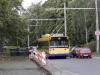 3. 9. 2013 - Škoda 28Tr Solaris e.č. 219 v druhý den provozu 15-ti metrových vozů v oblasti Bílá Cesta, Nová Ves na lince 1 | Zaslal: 82fanda