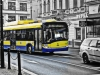 25. 3. 2013 - Škoda 28Tr Solaris na lince 7 u bývalého reprezentativního hotelu THERMIA | Zaslal: 82fanda