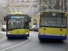 25. 3. 2013 - Míjející se Solarisy ve Školní ulici | Zaslal: 82fanda