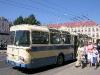 © Petr Beránek / 5.6.2010- Autobus Karosa ŠL 11.1310, ev.č. 57, HISTORICKÁ linka 40, Benešovo nám.