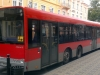 8. 10. 2012 - Odstavený autobus ve stanici Hotel de Saxe | © MHDTeplice.cz