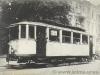 1936 rekonstruovaný vůz č. 33 v celokrémovém nátěru projíždí po Masarykově třídě | www.telma.unas.cz