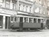27. 9. 1953 motorový vůz 34 v zastávce na Stalinově náměstí | www.telma.unas.cz