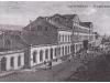 Teplické nádraží před první světovou válkou.