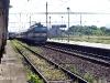 Rychlík 609- SVATAVA, který vyjíždí z Chebu a dále pokračuje ve směru: Ústí n/ L hl.n. a Praha hl.n.