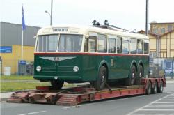 Plzeň - Škoda 3Tr3 | www.rozhlas.cz