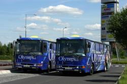 Olympia autobusy - Karosa B952 #731 a #732 | © Petr Beránek