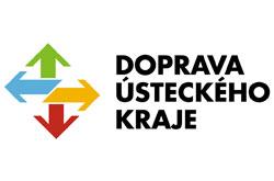 logo Doprava Ústeckého kraje (2015)